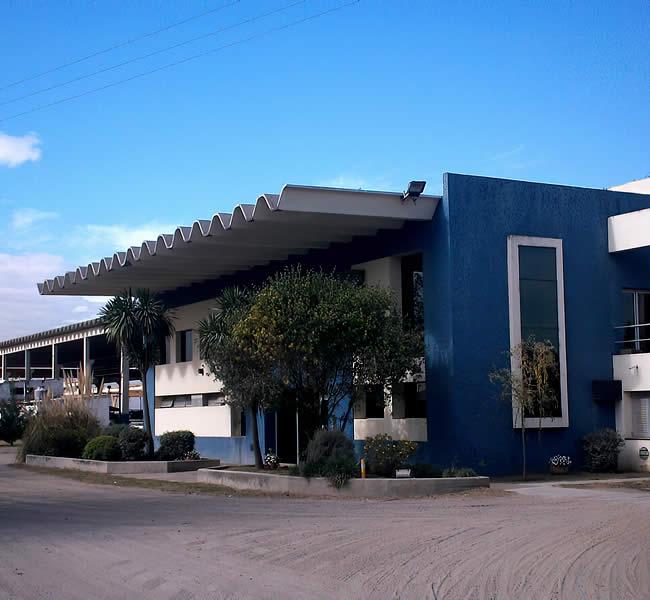 Oficinas Grupo Paschini   Paschini Construcciones