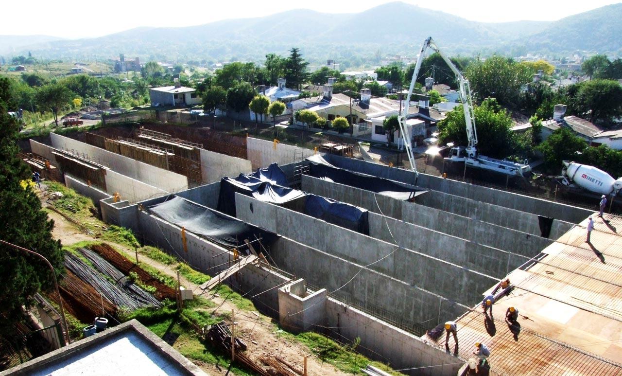 Ampliación de Planta Potabilizadora la Calera | Paschini Construcciones