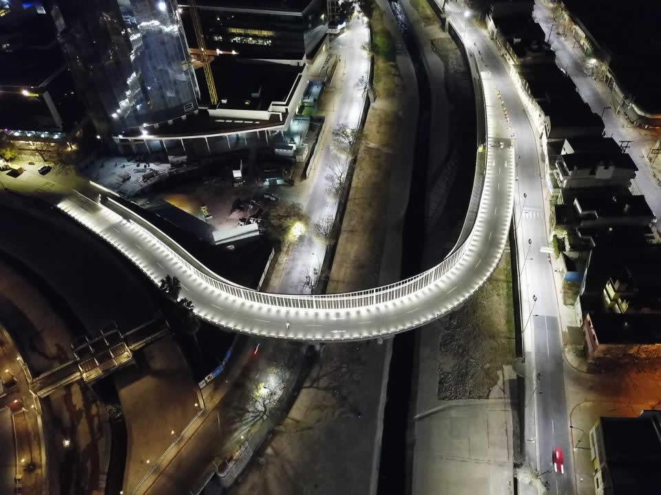 Puente Dr. Ramón B. Mestre | Paschini Construcciones