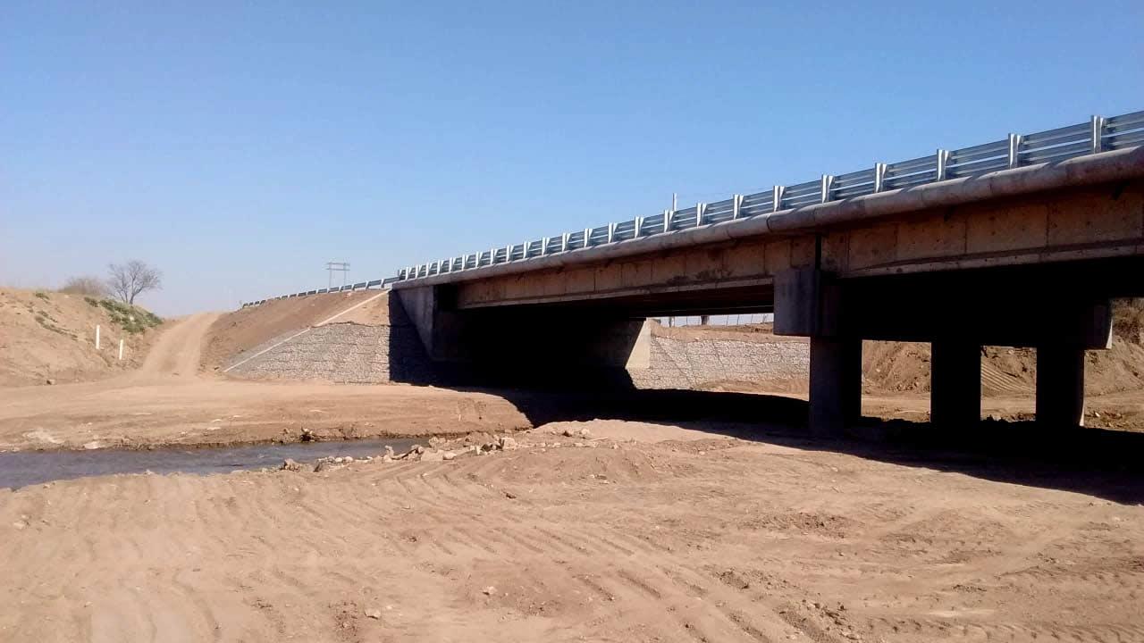 Puente Sobre Río Totoral | Paschini Construcciones
